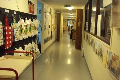 Korridor Sagogården
