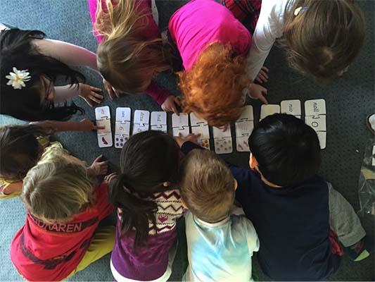 Hjärngympa på förskolan